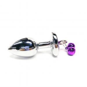 plug-anal-pequeno-metalico-con-joya-y-cascabel